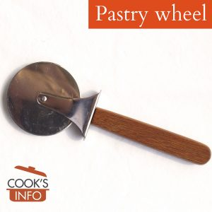 Pastry Wheels