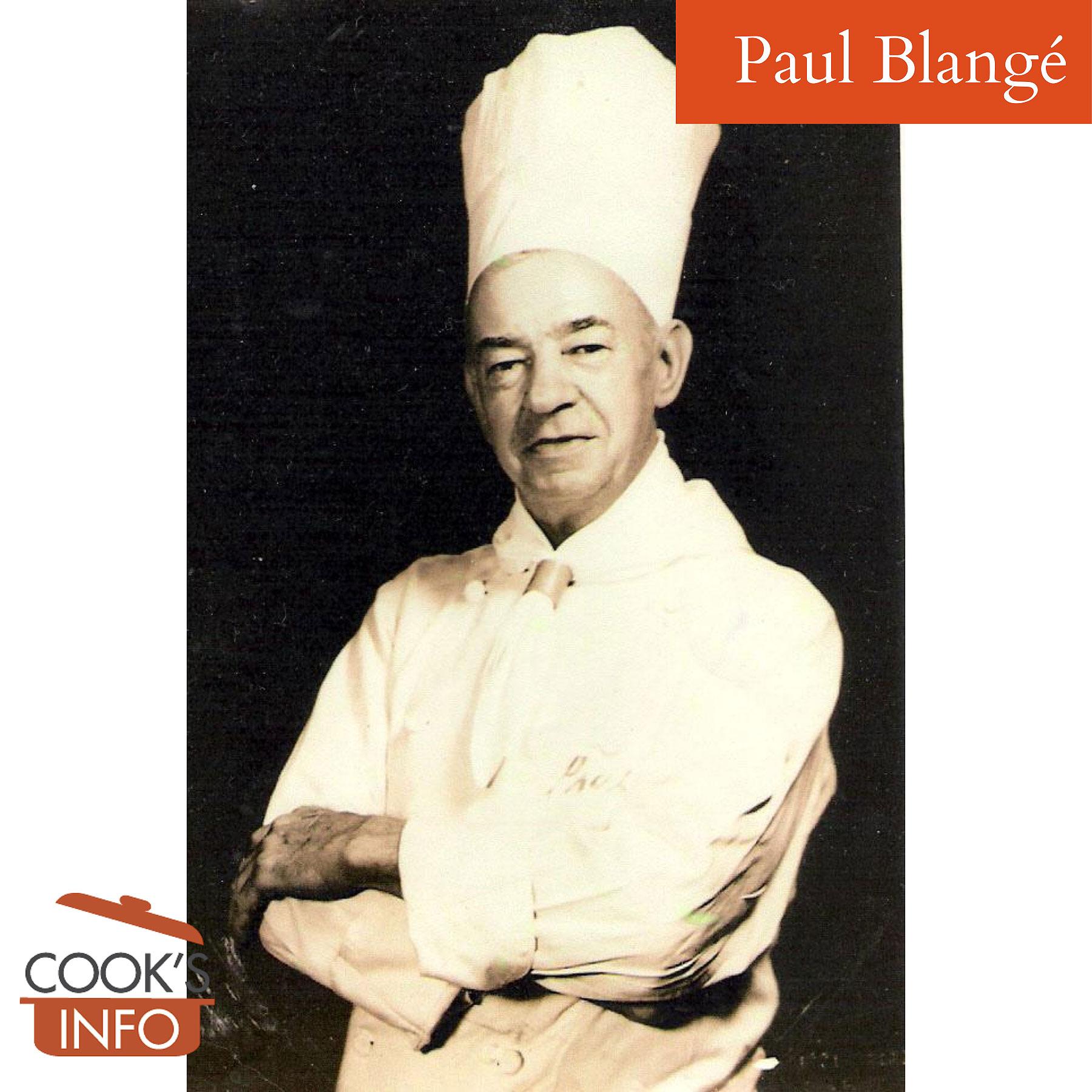 Paul Blangé