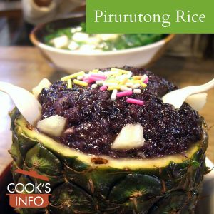 Purple / Black Glutinous Rice