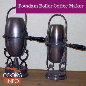 Potsdam Boiler Coffee Maker