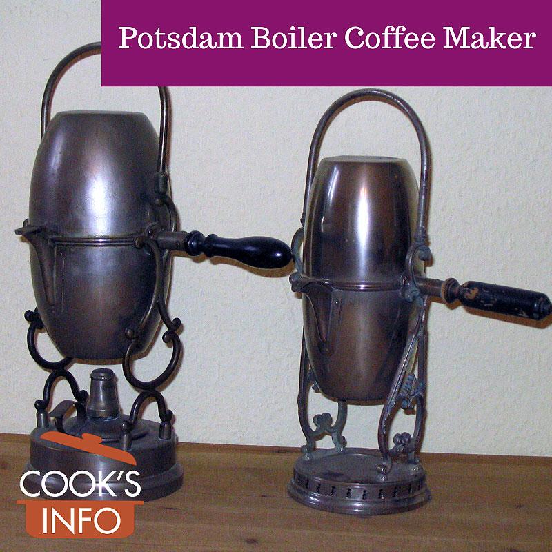 Potsdam boiler