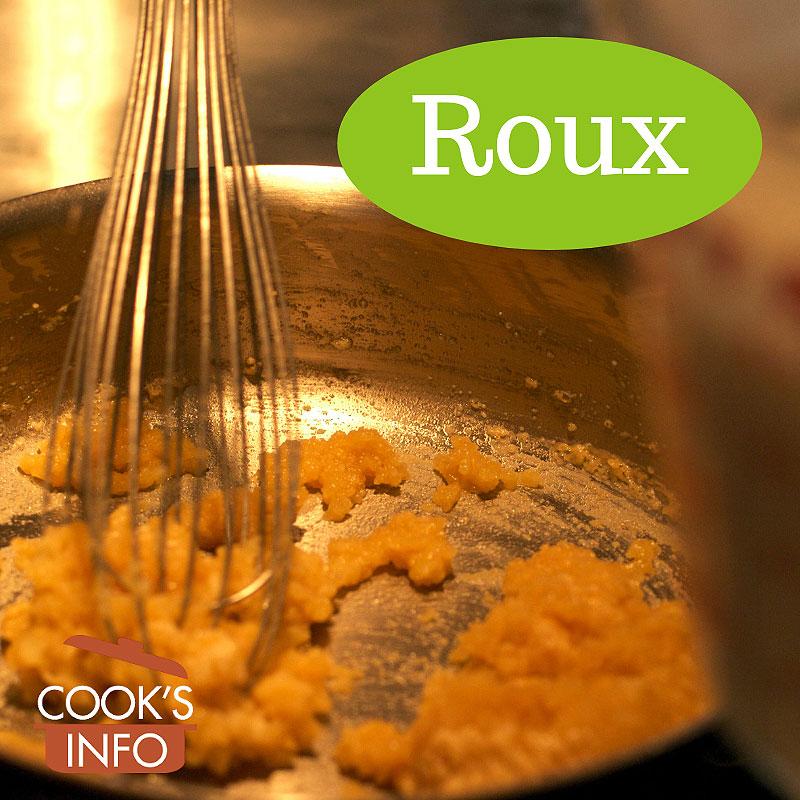 Making a roux