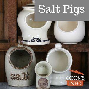 Salt Pigs