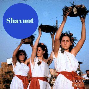 Shavuot holiday, c. 1951