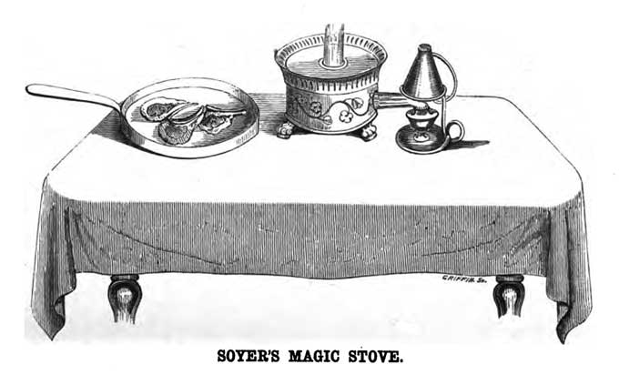 Soyer's Magic Stove