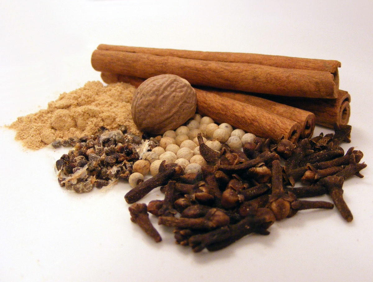 Speculaas spices