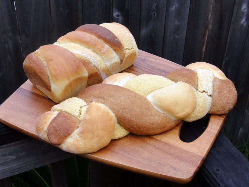 Brigid's bread.