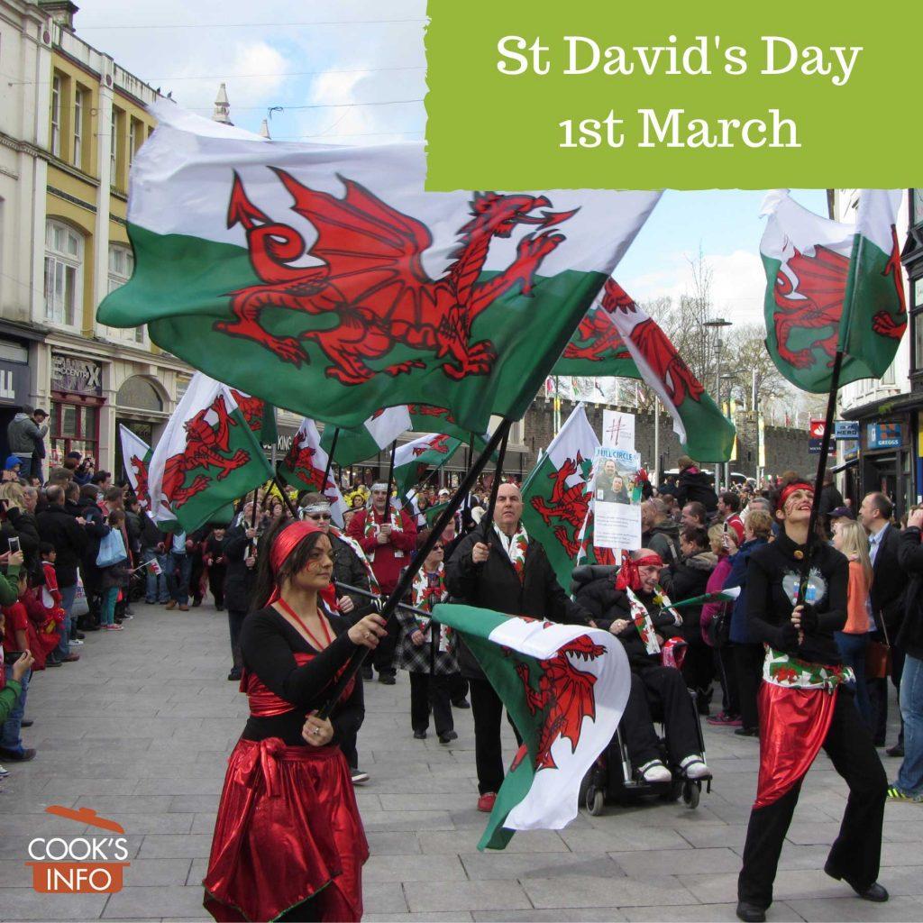 St David's Day Celebration, Cardiff Bay, March 1st 2009
