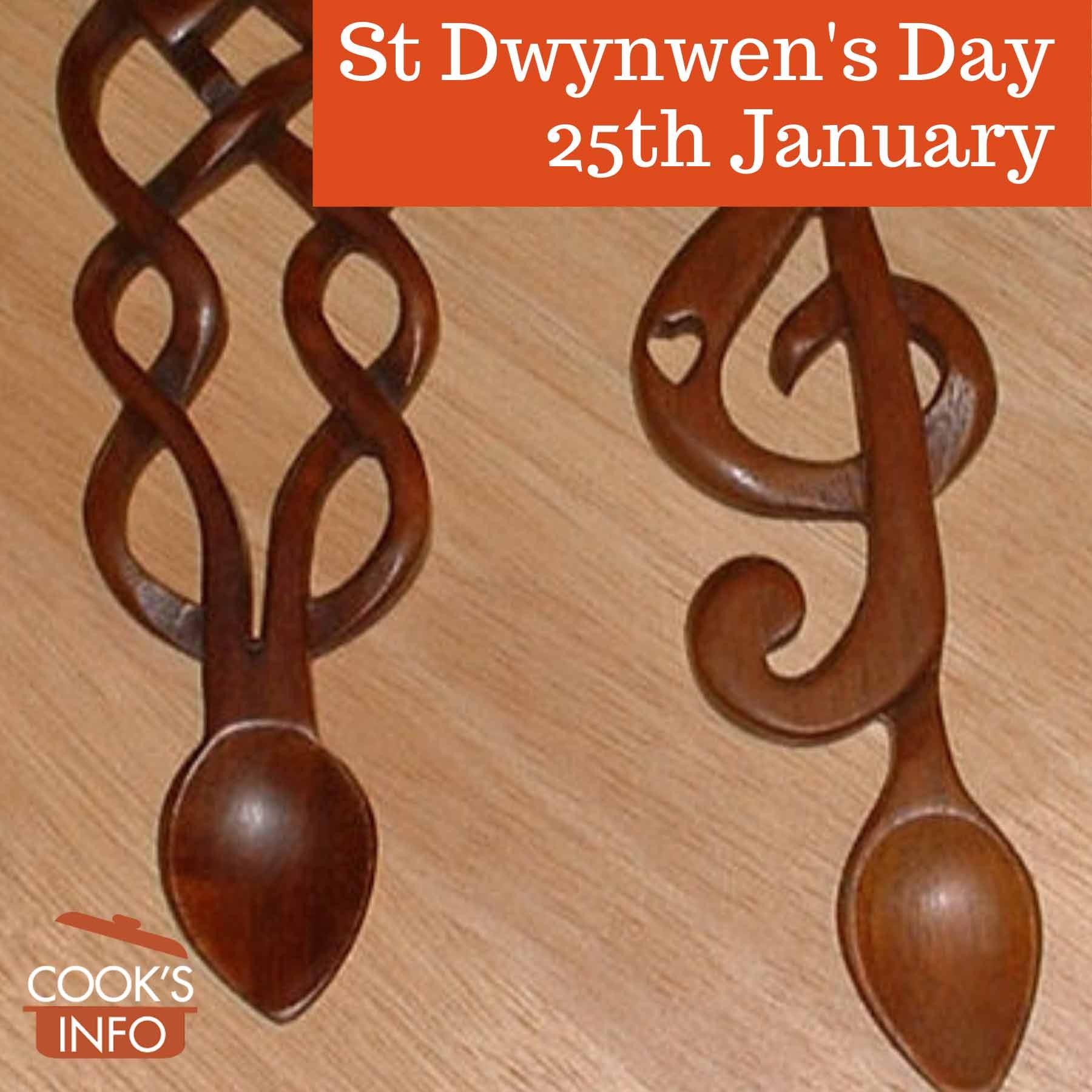 Welsh lovespoons