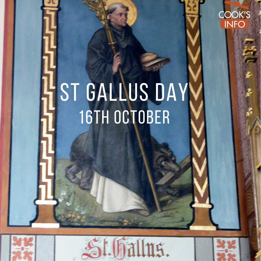 St Gallus mural
