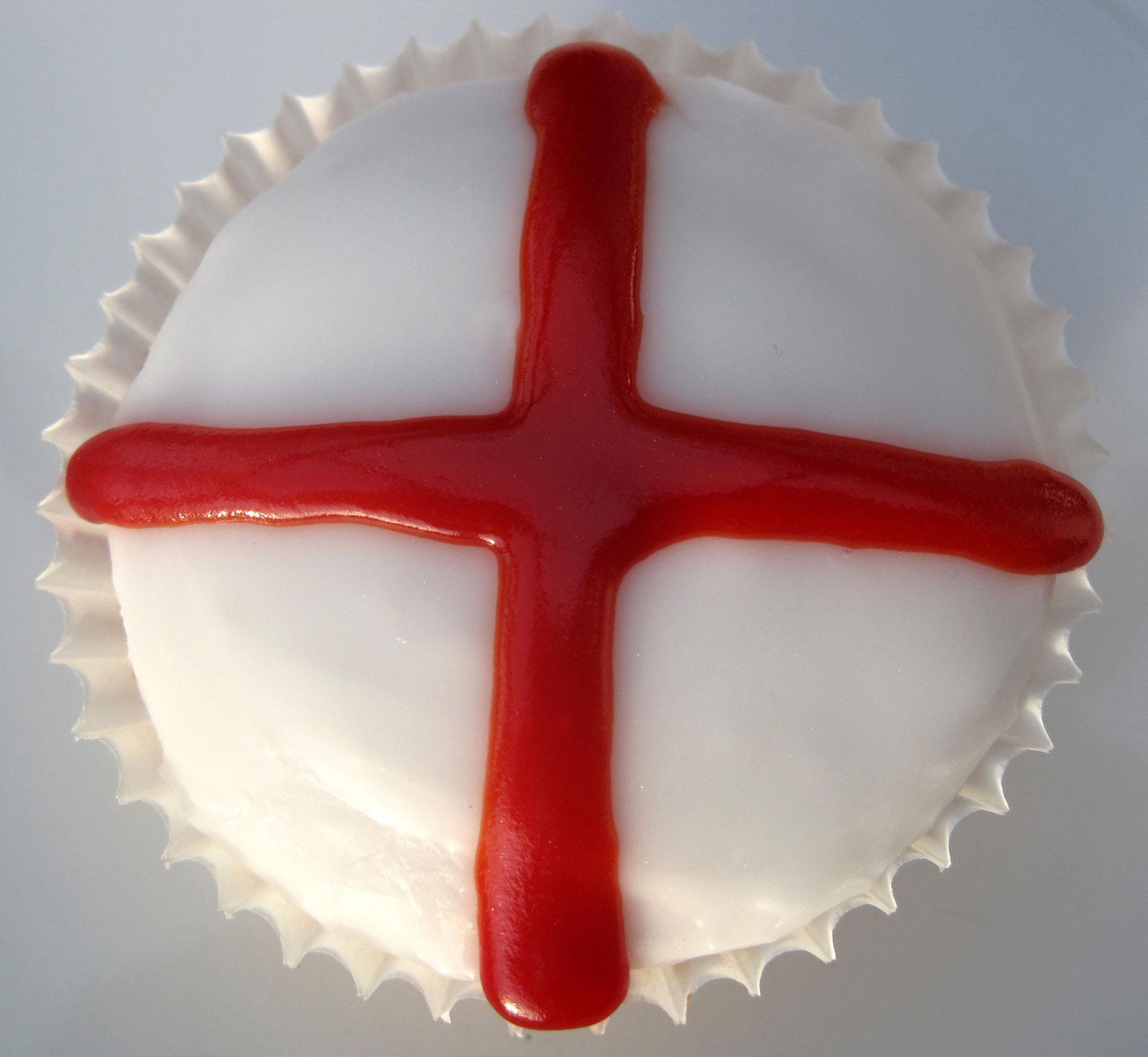 St George cupcake