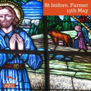 Saint Isidore the farmer