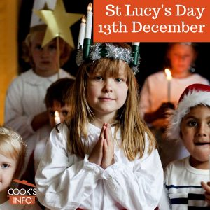 St Lucy girl