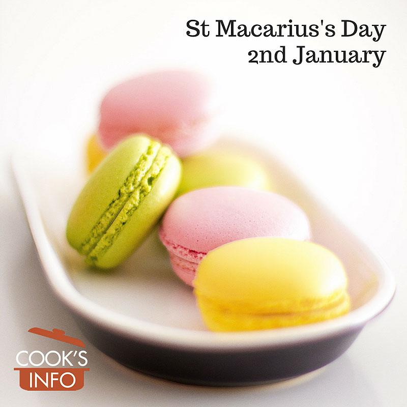 St Macarius Day