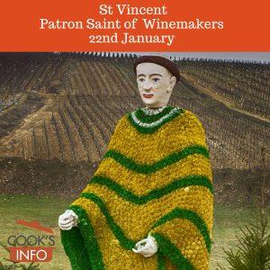 St Vincent of Saragossa
