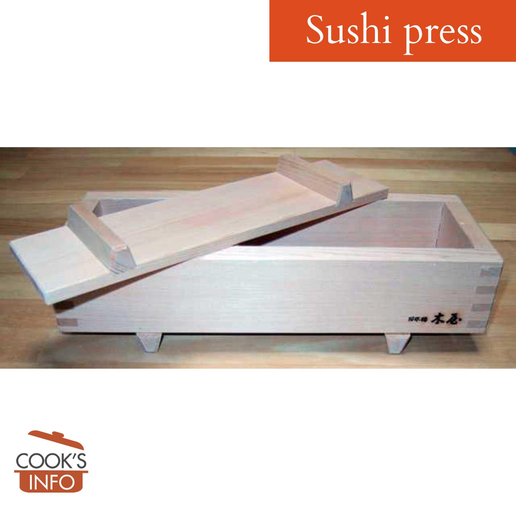 Sushi press