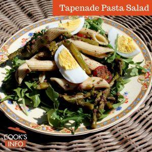 Tapenade Pasta Salad