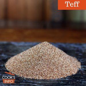 A lighter teff variety
