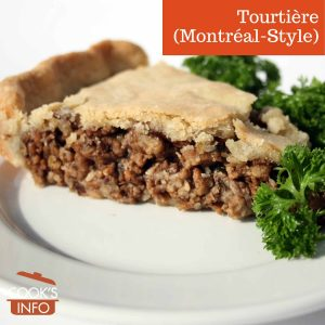 Montreal-Style Tourtière
