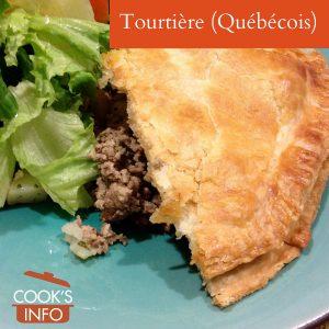 Tourtière (Québécois)