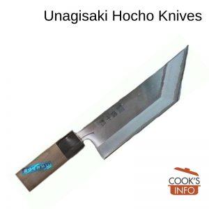 Unagisaki Hocho Knife