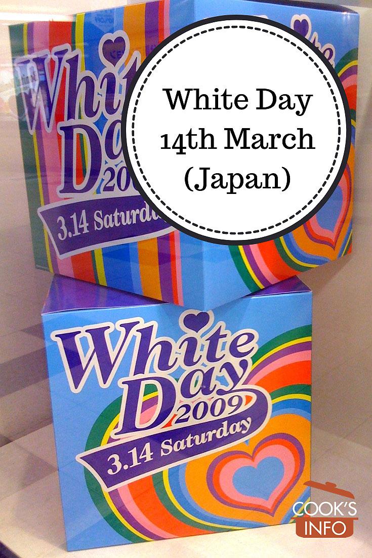 White day boxes