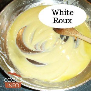 White Roux