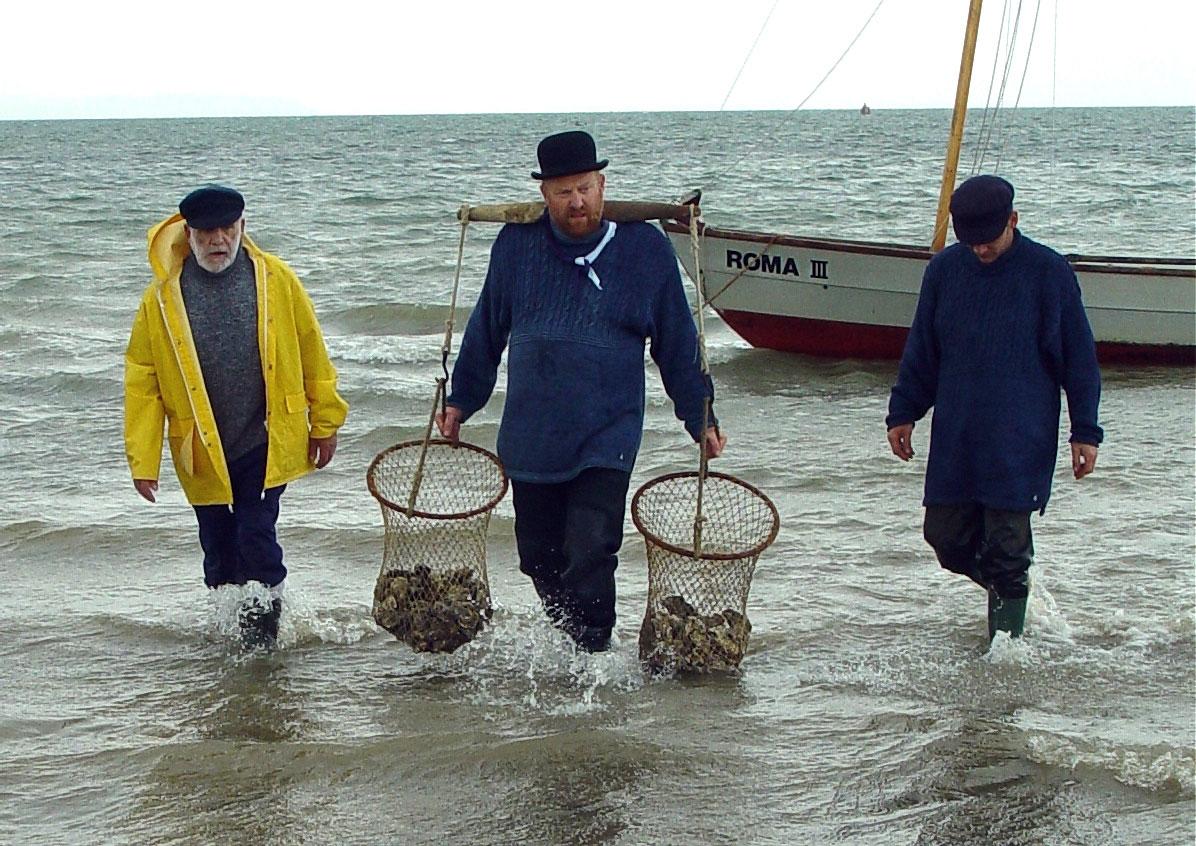 Whitstable Oyster Festival 2007