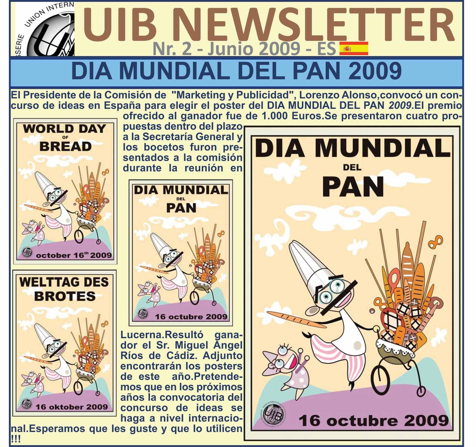 World Bread Day 2009
