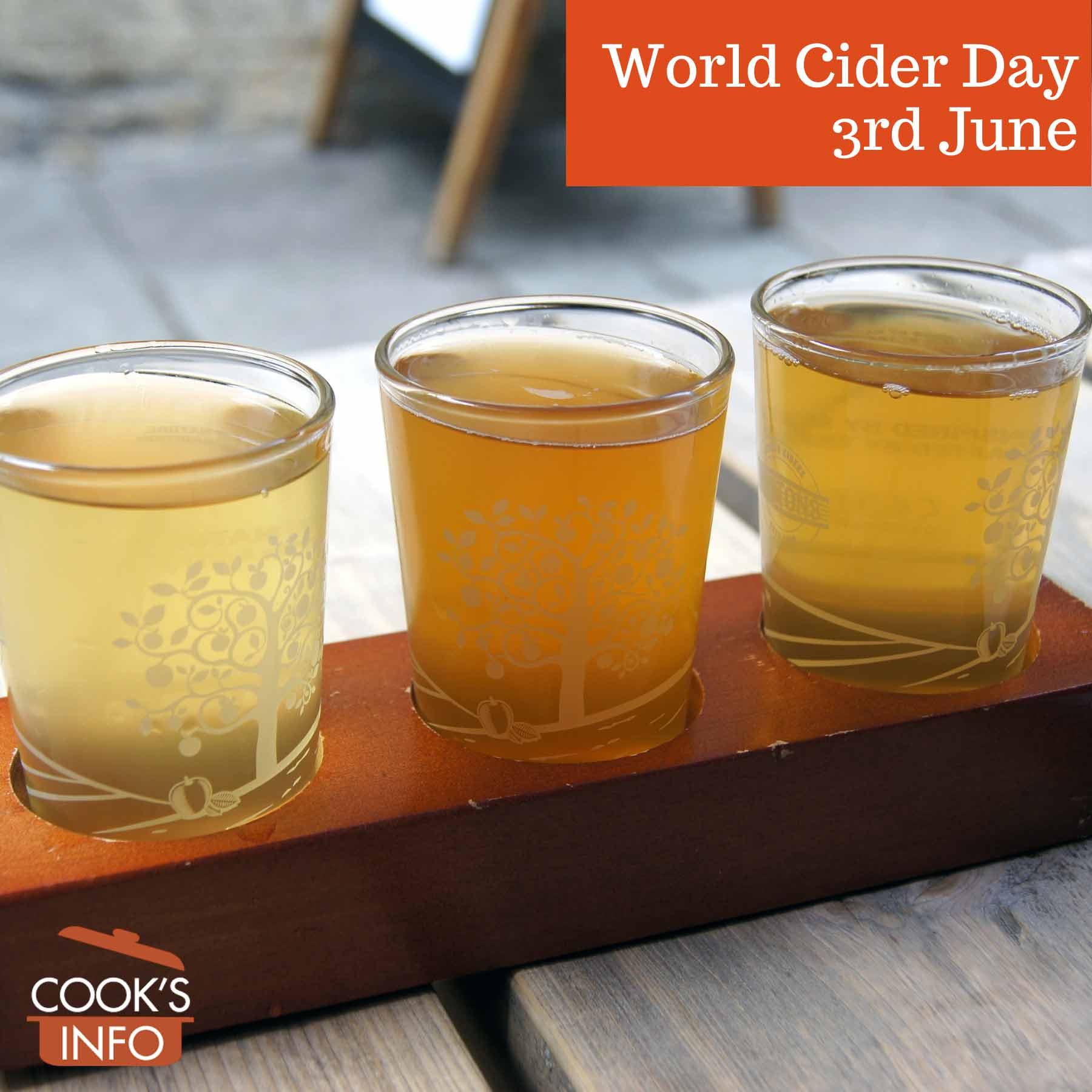 Apple cider flight