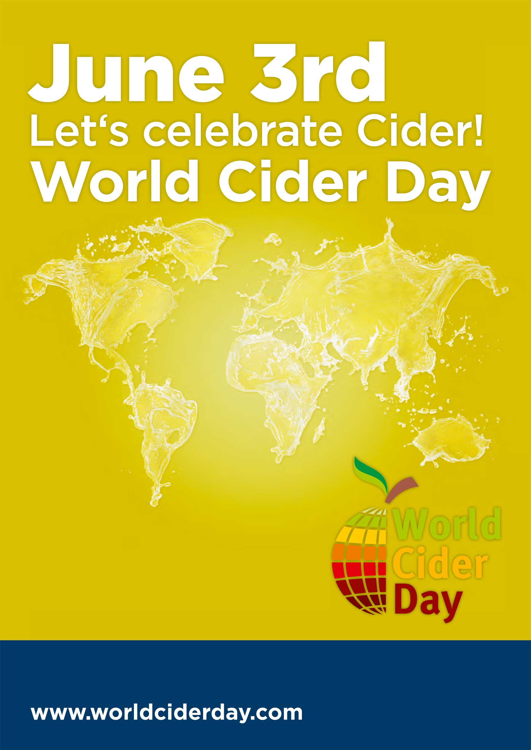 World Cider Day Poster