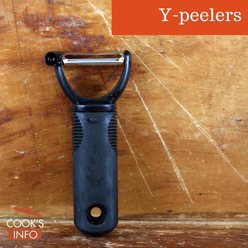 Y-peeler