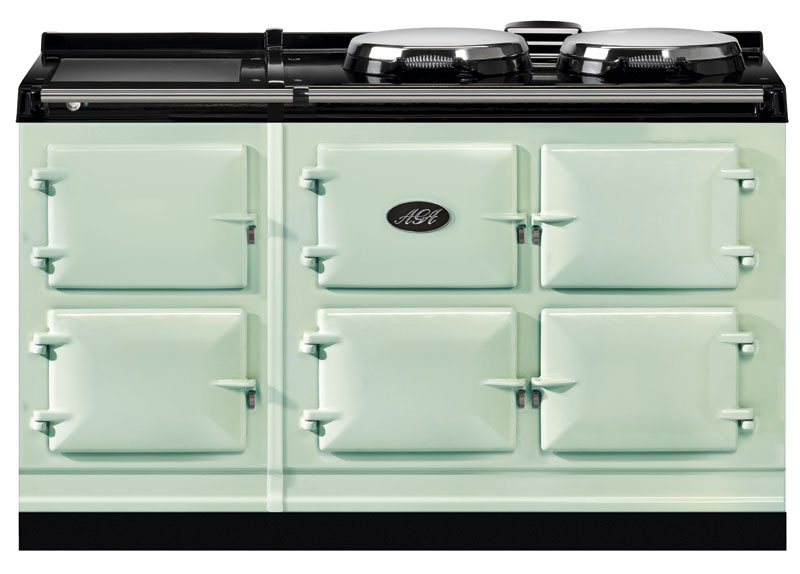 AGA Dual Control with 5 ovens
