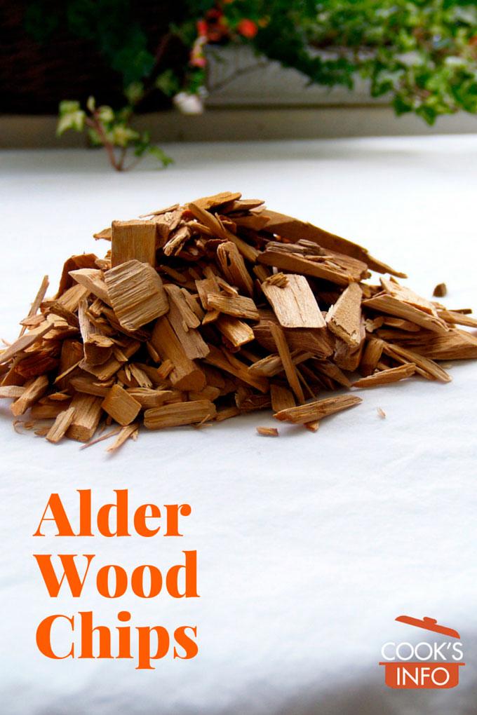 Alder Wood Chips For Smoking Food