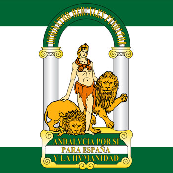 Ensign of Andalusia