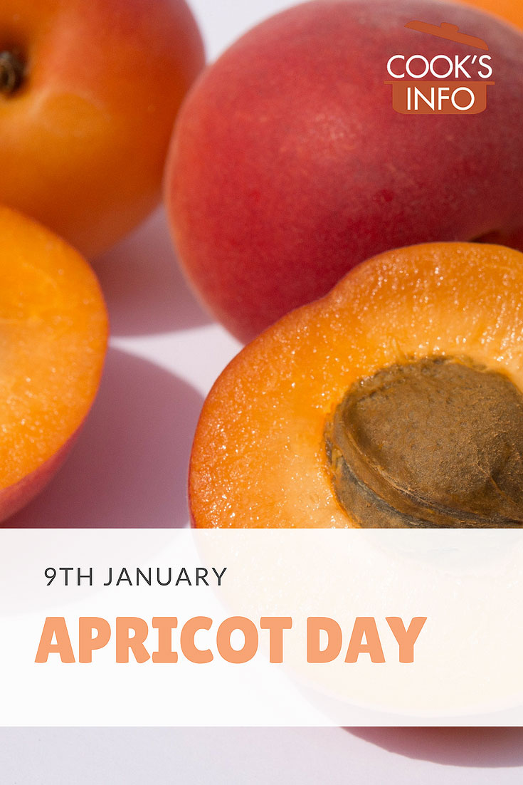 Apricot Day