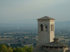 View from Assisi