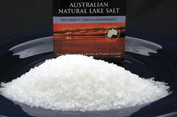 Australian Natural Lake Salt