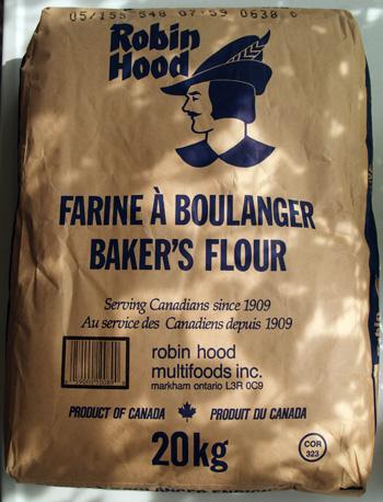 Baker's Flour