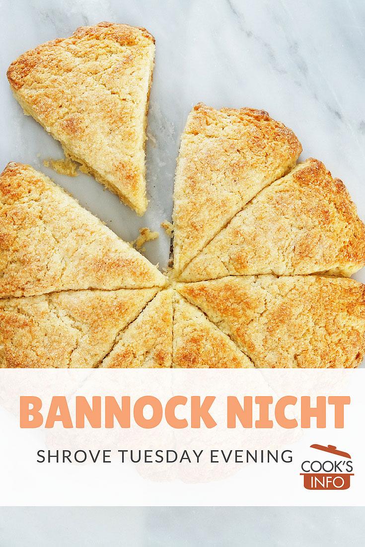 Bannock Nicht