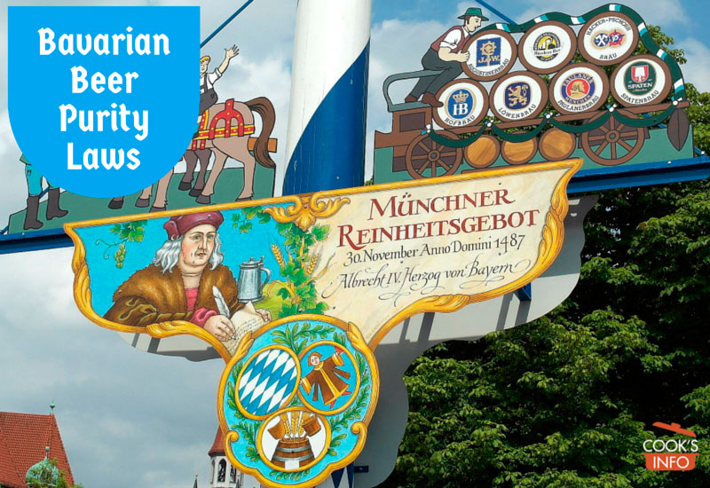 Bavarian Beer Purity Laws