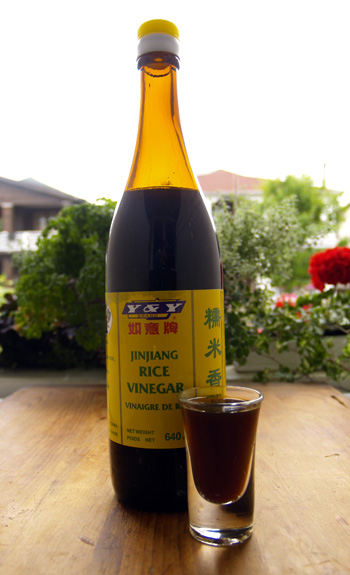 Black Rice Vinegar