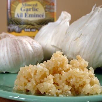 Bottled Garlic