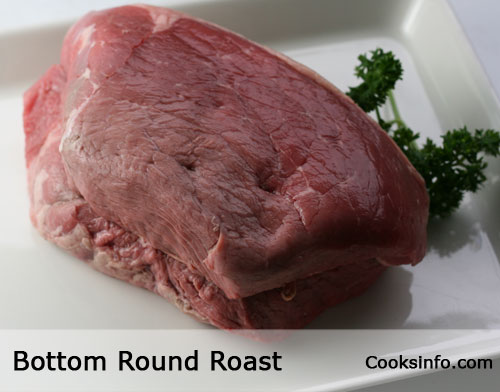 Bottom Round Pot Roast