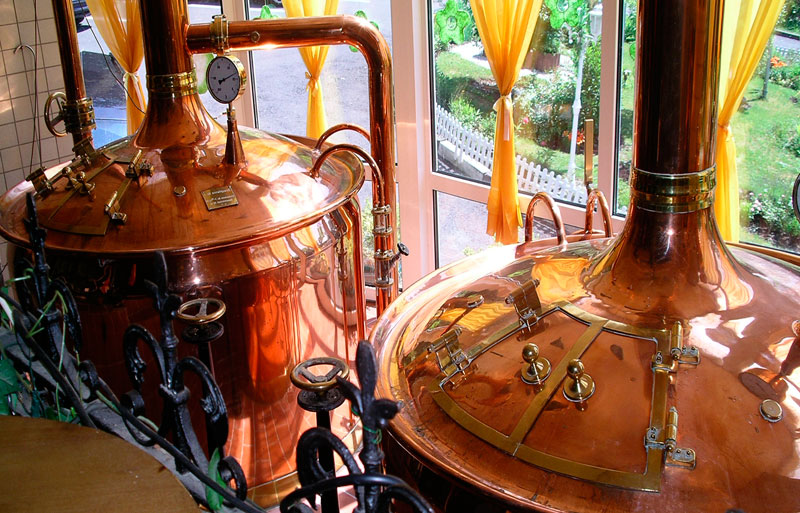 Brewery Boiler