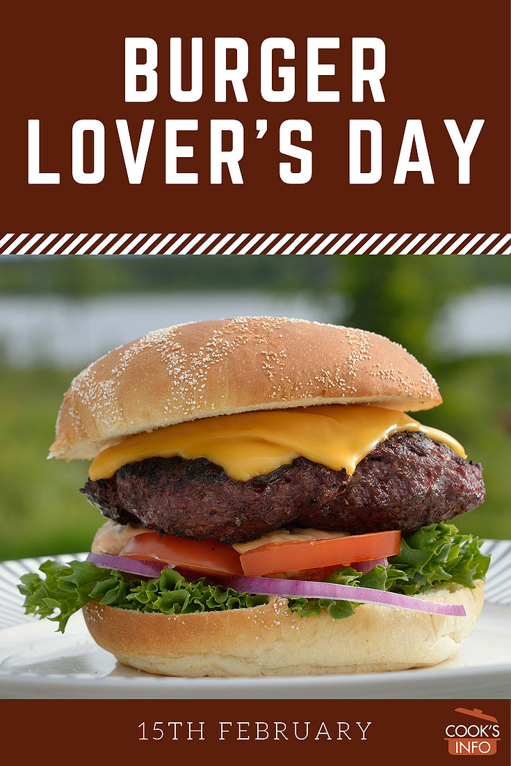 Burger Lover's Day