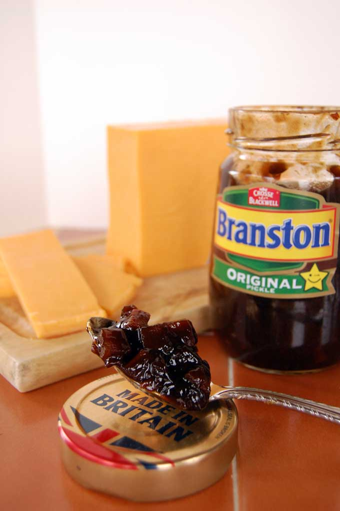 Branston Pickle Original Chunk