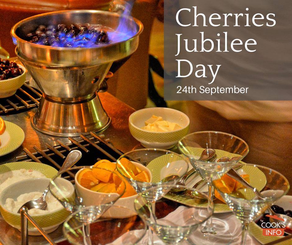 Cherries Jubilee Day