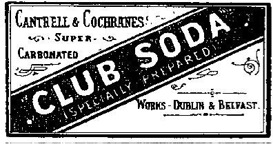 Club Soda Trademark