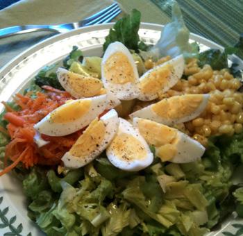 Composed Salads